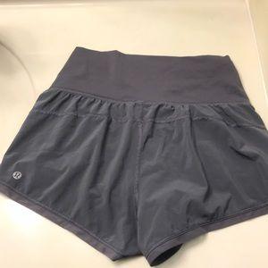 Lululemon Featherlight Shorts 4